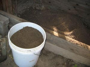 Sifted Compost